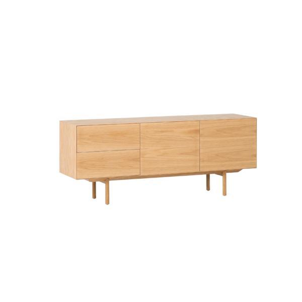 Oak Compound Sideboard 150cm