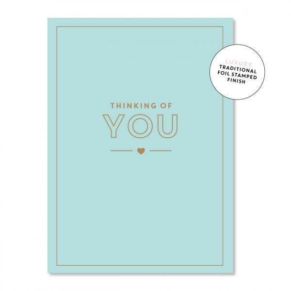 Thinking of You - Card