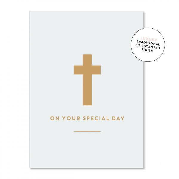Special Day - Card