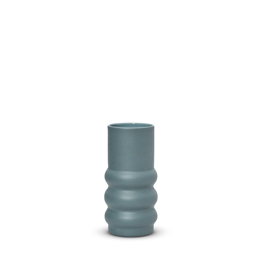 Cloud Haus Vase Steel Blue (S) - Maissone