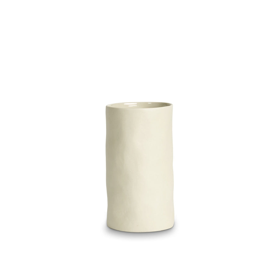 Cloud Vase Chalk White (M) - Maissone