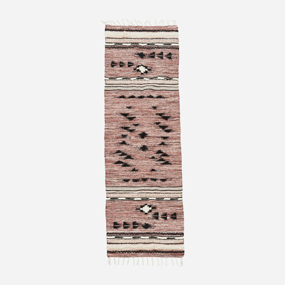 Rug - Tribal Red Brown