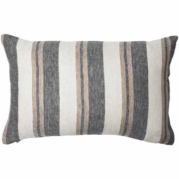 Kerne Cushion. - Stripe