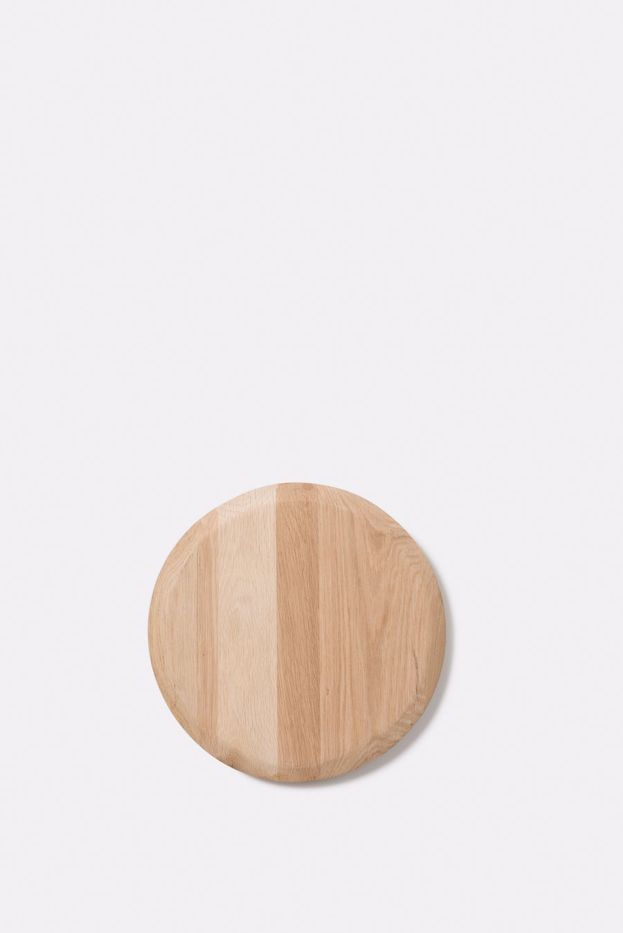 Trudeau Round Recycled French Oak Board
