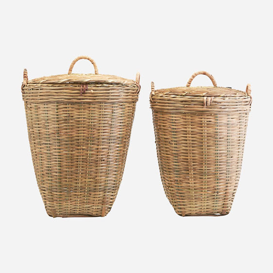 Basket - Traditional Bamboo