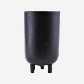 Planter Jang Black Oxidized
