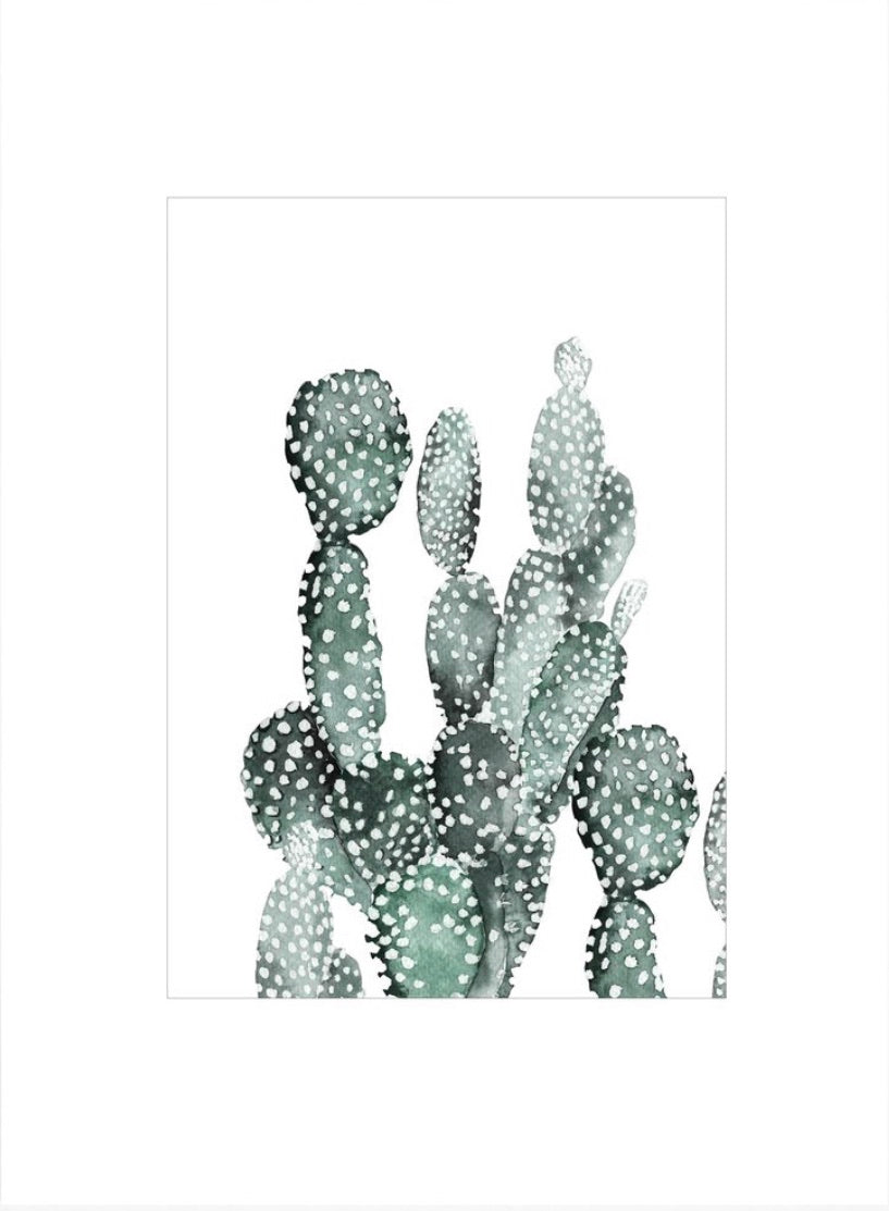 Cacti Forest - Print