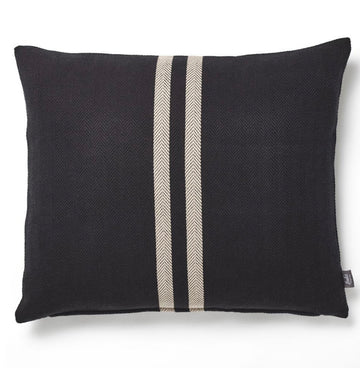 Simpatico Cushion Black/Natural
