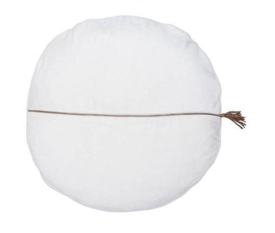 Circlyn Cushion White