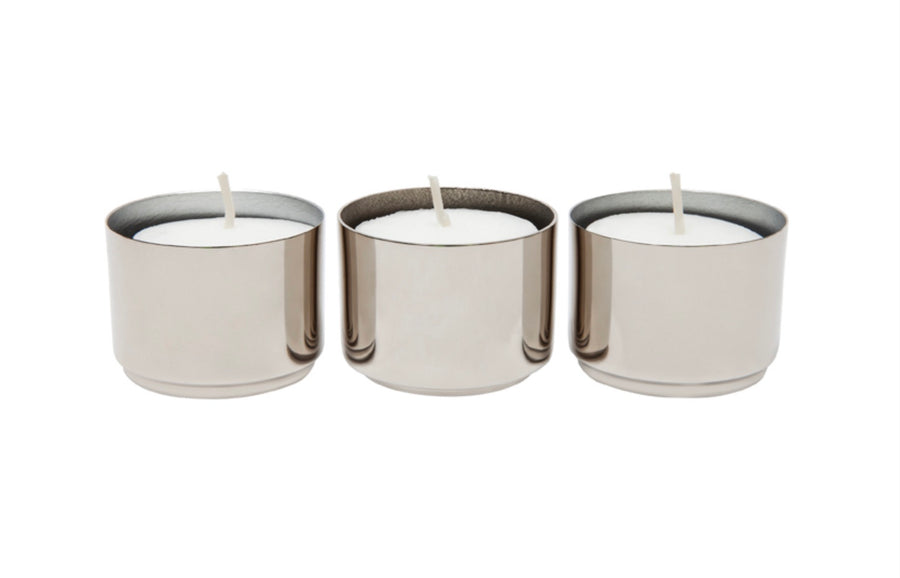 Tea light Candle Holder - Set of 3