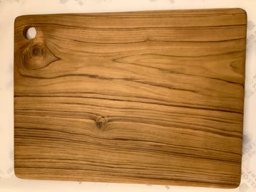 Artisan Wood Board Rectangle Large