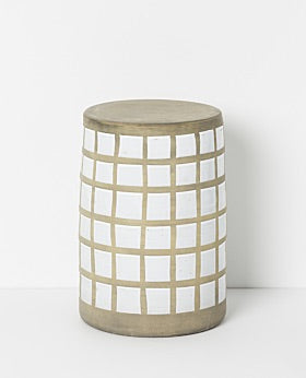 Piper Ceramic Stool
