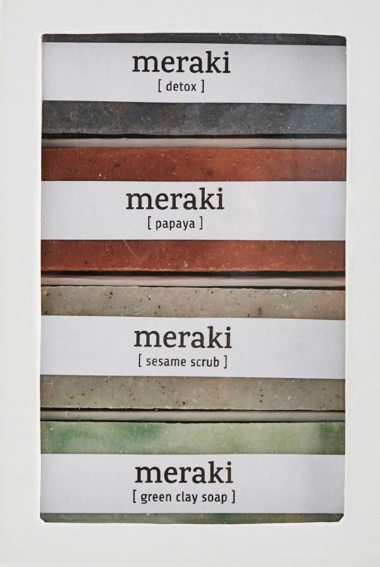 Meraki Soap Gift Box