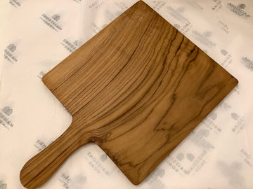 Artisan Wood Board Square with handle