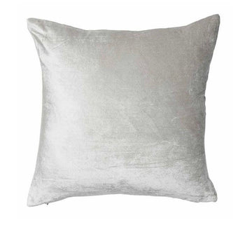 Precious Cushion Large Square - Silver