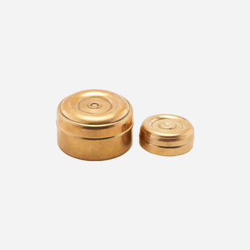 Mini Brass Containers