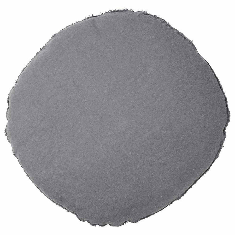 Lulu Cushion - Slate