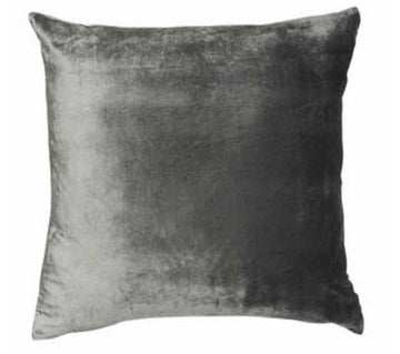 Precious Cushion Square - Pewter