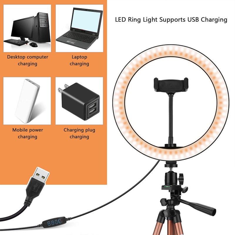 LED Makeup Ring Light