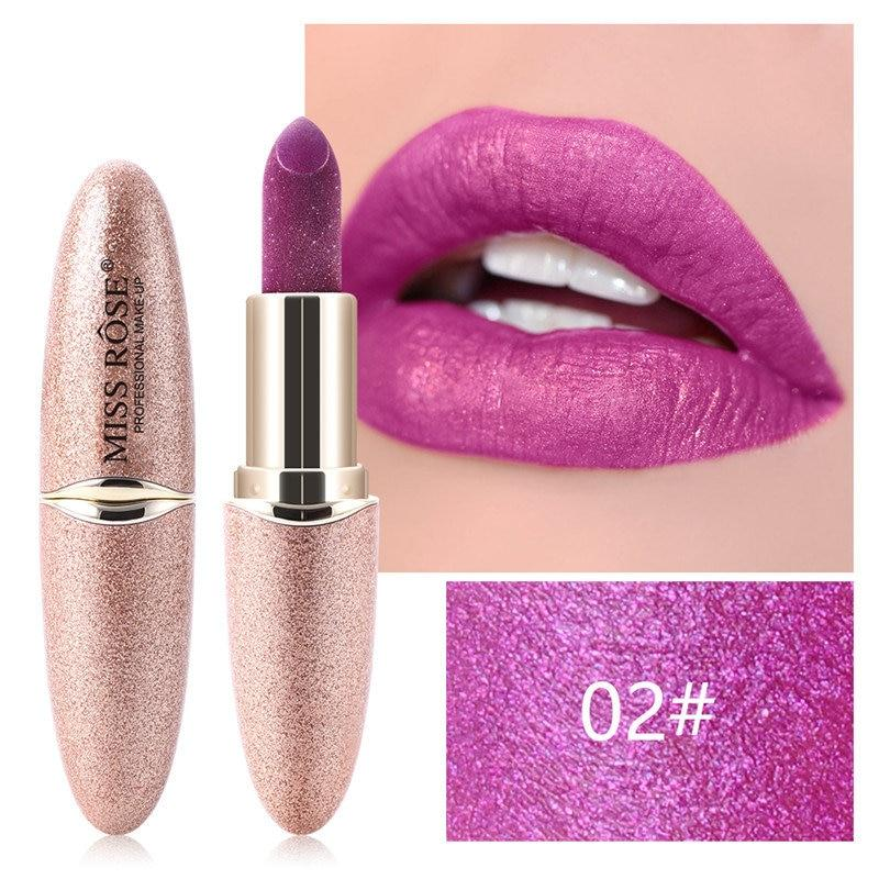 18 Colors Matte Waterproof Velvet Lip Stick