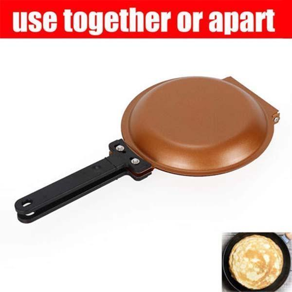 Double-sided Non-stick Pan