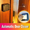 Punch-free Automatic Sensor Door Closer