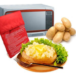 Microwave Potato Cooker Bag (3 PCS)