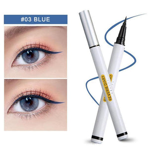 Color Waterproof Quick-drying Magic Eyeliner Pen