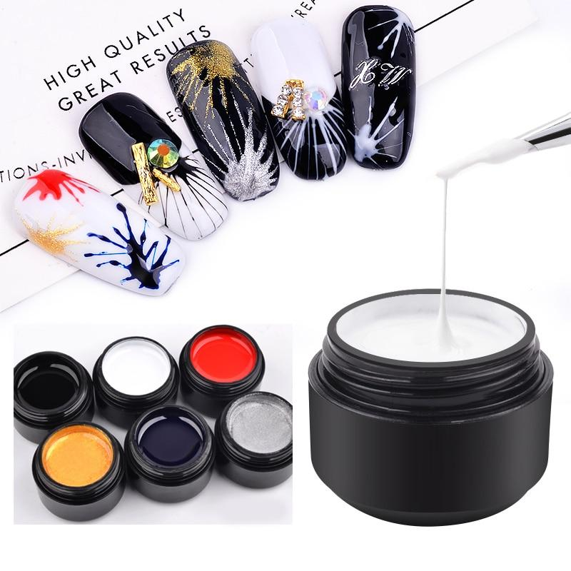 Creative Nail Art UV Gel Wire