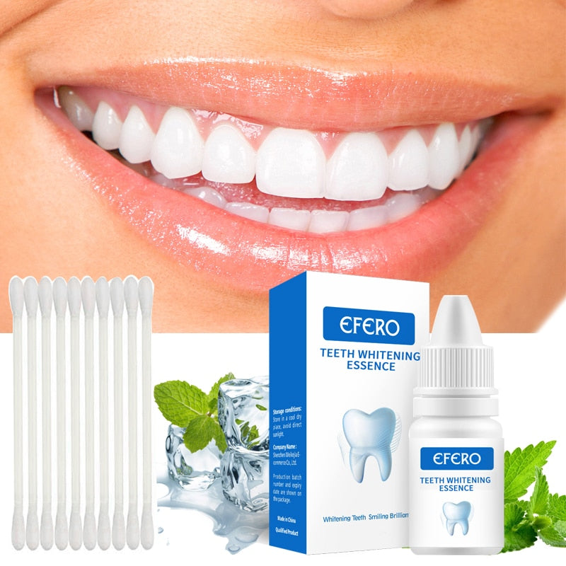 EFERO Teeth Whitening Essence Powder Oral Hygiene Cleaning