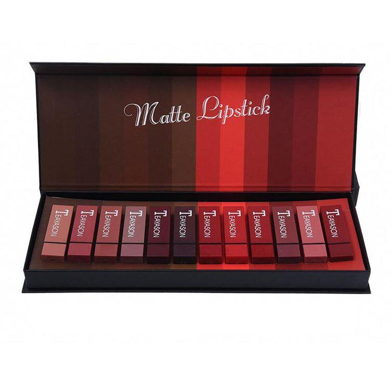 Stylish Character Matte Lipstick Set