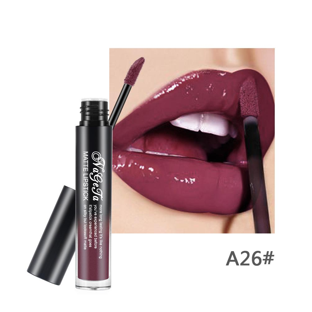 TEAEGG Moisturizer Long Lasting Smooth Liquid Lipstick