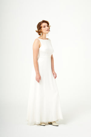 Shining Star | V Back Wedding Gown