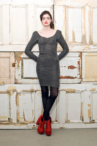 Made of Stone | Fitted Sweater Dress