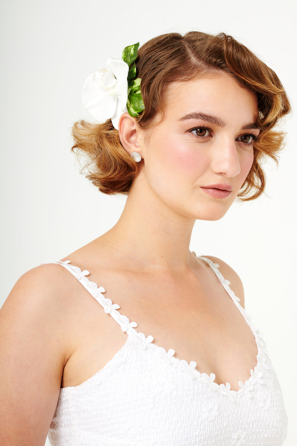Summertime Sadness | Lace Bridal Bustier