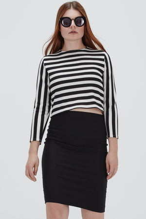 Sweet Life | Pencil Skirt | Black