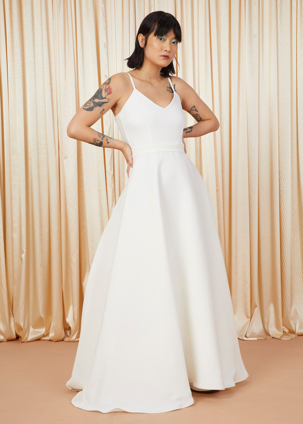 Princess Lessons | Full A-Line Wedding Gown