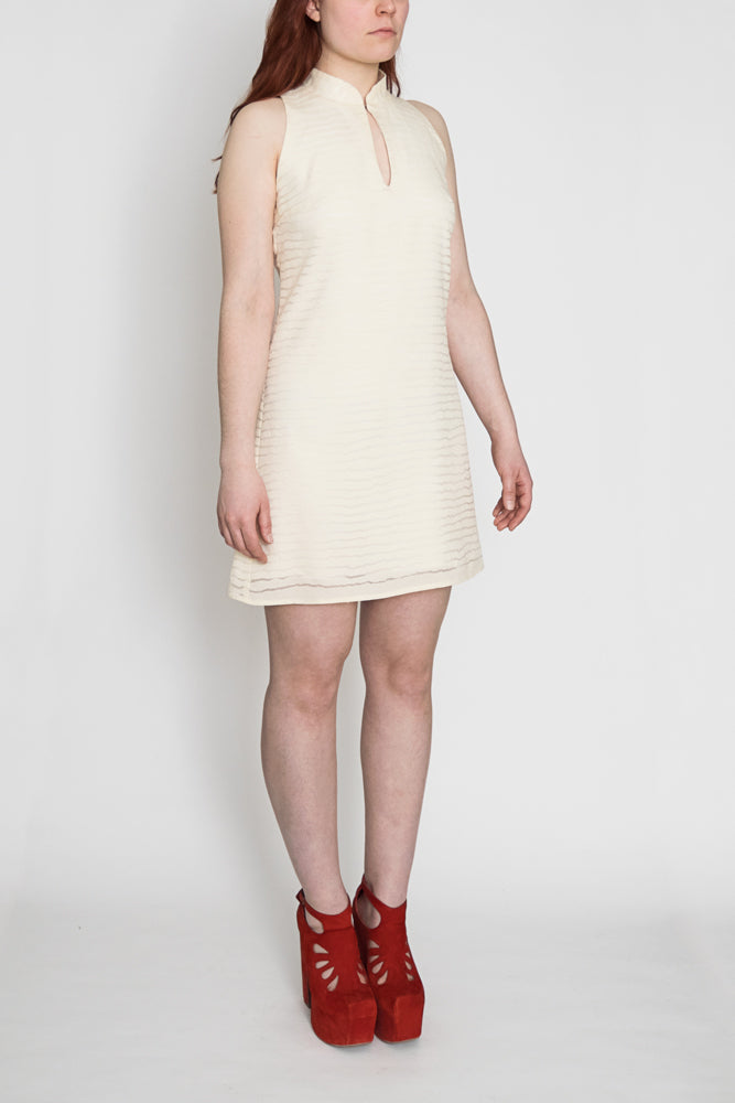 Dollparts | Flare Dress with Keyhole