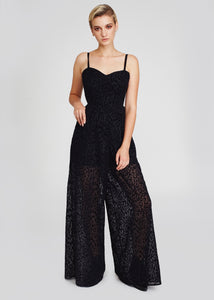 All Nighter | Palazzo Jumpsuit