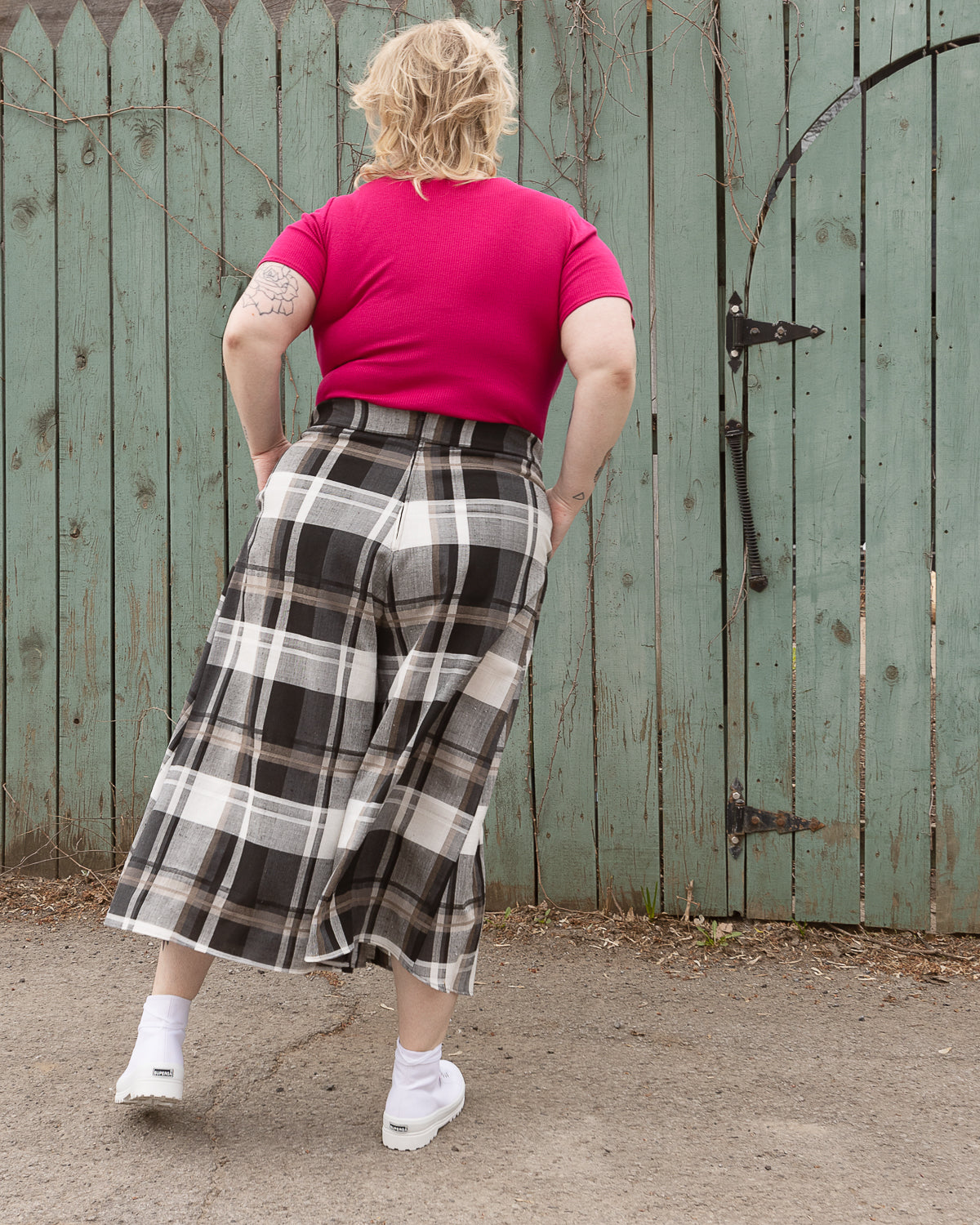 Across the City | Gaucho Pants