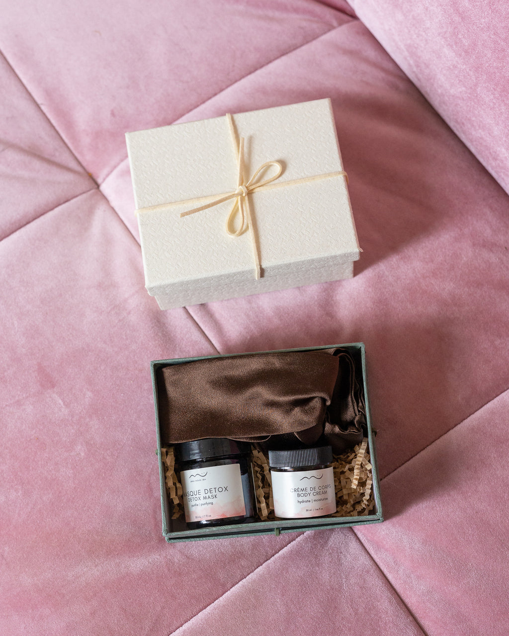 The Sweetest Gift | Holiday Gift Box | Detoxifying