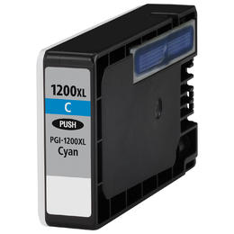 Canon PGI 1200xl Cyan New Ink Cartridge-Compatible