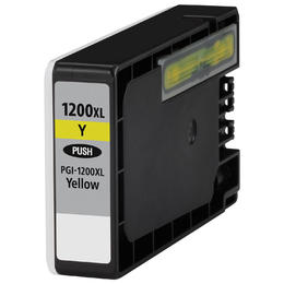 Canon PGI 1200xl Yellow New Ink Cartridge-Compatible