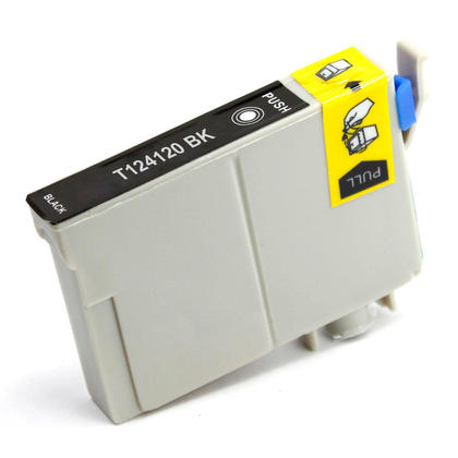 Epson 124 T124120 New Compatible Black Ink Cartridge (T1241)