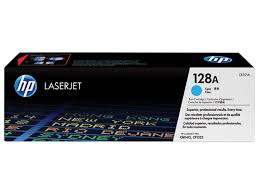 Original HP CE321A New Cyan  Toner Cartridge (128A)
