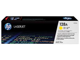 Original HP CE322A New Yellow  Toner Cartridge (128A)