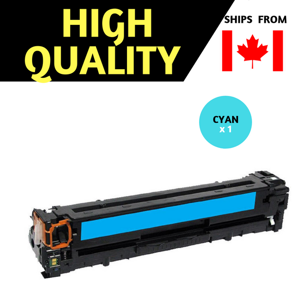 Canon 118 New Compatible Cyan  Toner Cartridge