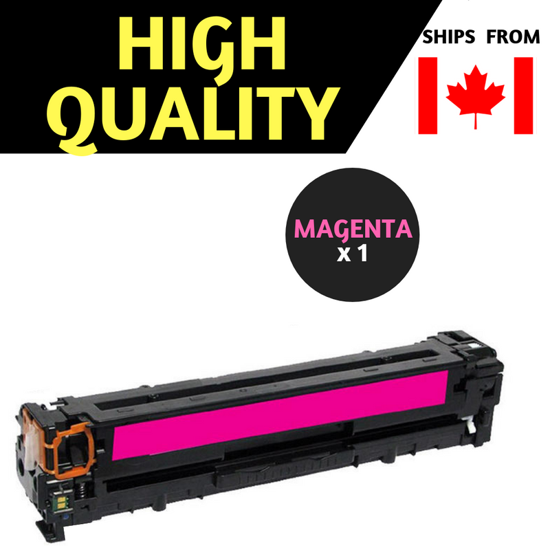Canon 118 New Compatible Magenta  Toner Cartridge