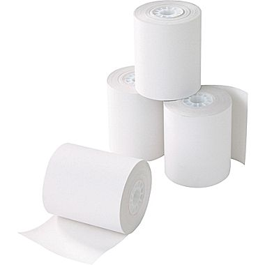 "2 1/4"" x  185 FT Thermal Rolls (50 Rolls / Case)"