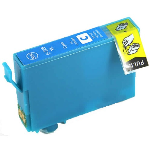 Epson Compatible T220XL New Cyan - High Capacity